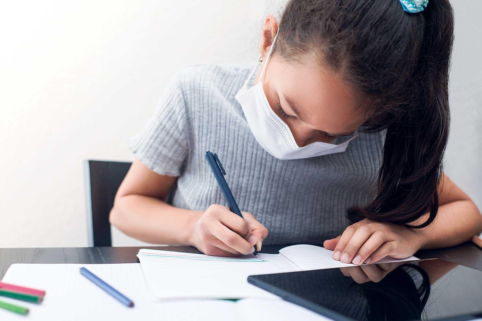 Examenele naționale din anul pandemiei