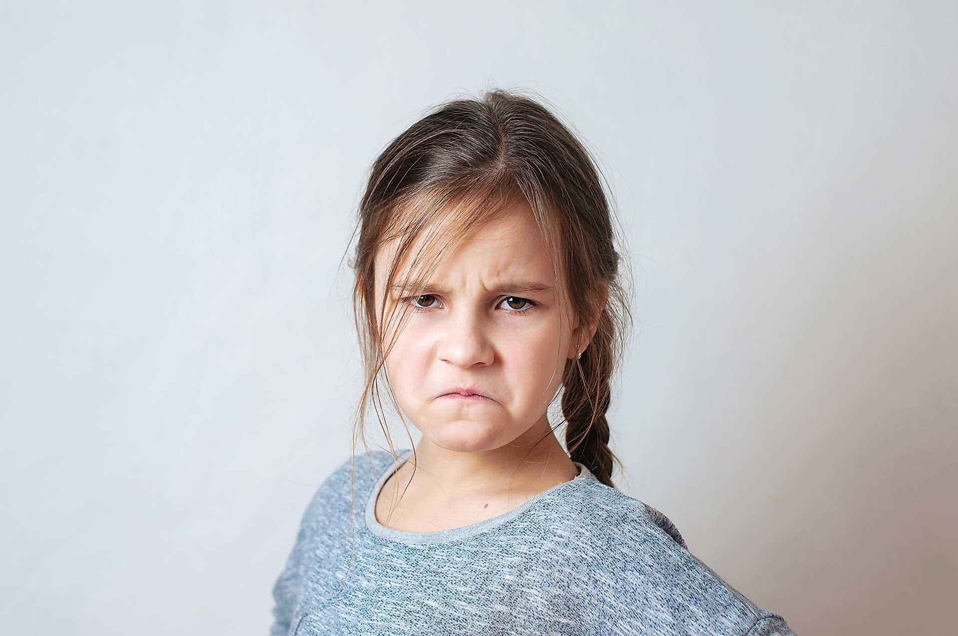 Cum devine un copil răsfățat?