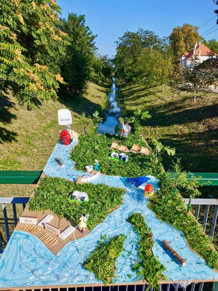 La început de an școlar, sprijin pentru copii din zone defavorizate, prin concursul Descoperă Dunărea