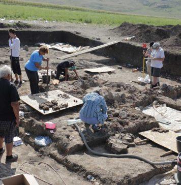 Finațări pentru cercetare arheologică
