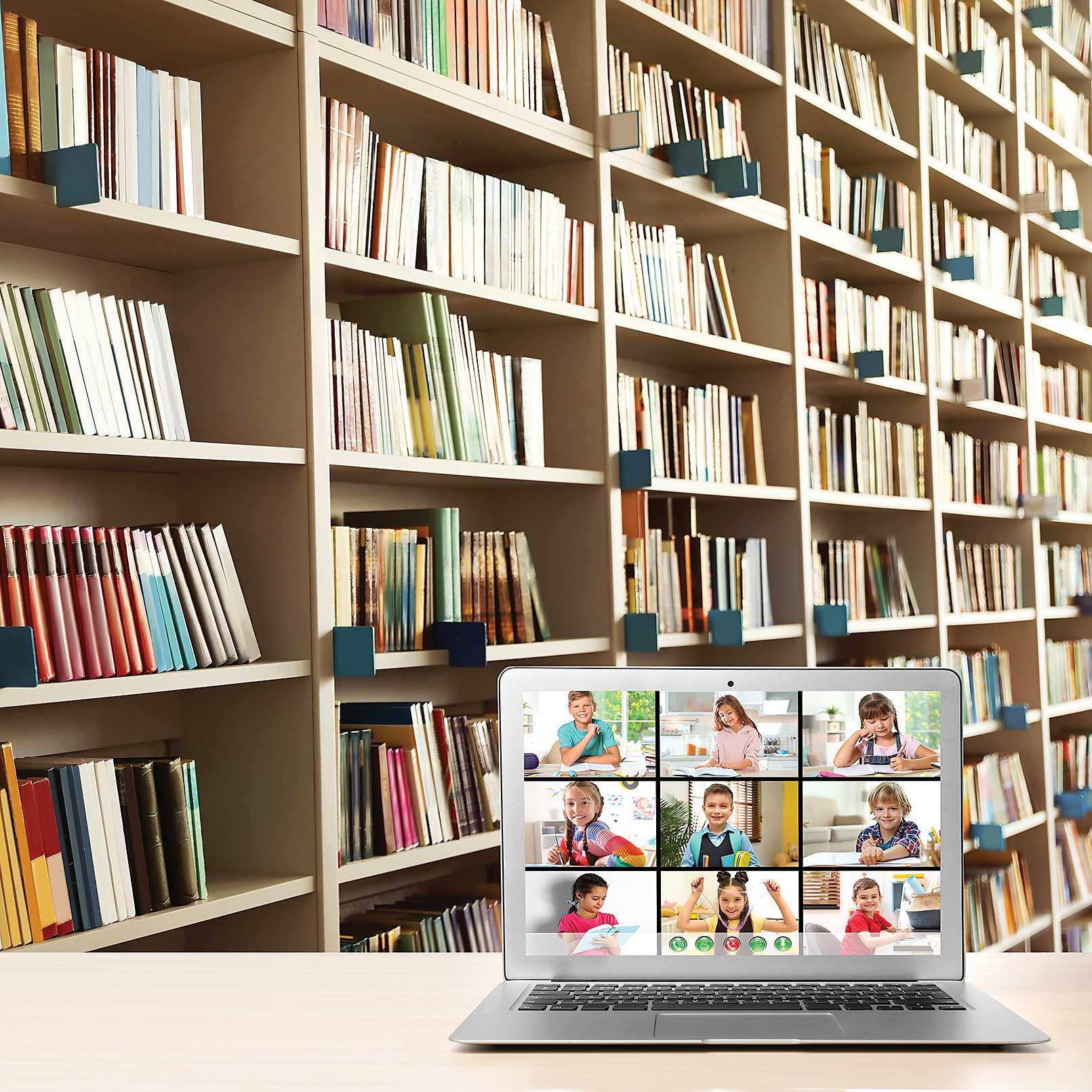 De la dialog și lectură la comunicarea online