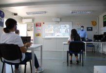 Inovație: lucru în tandem – un elev din clasă, un elev de acasă