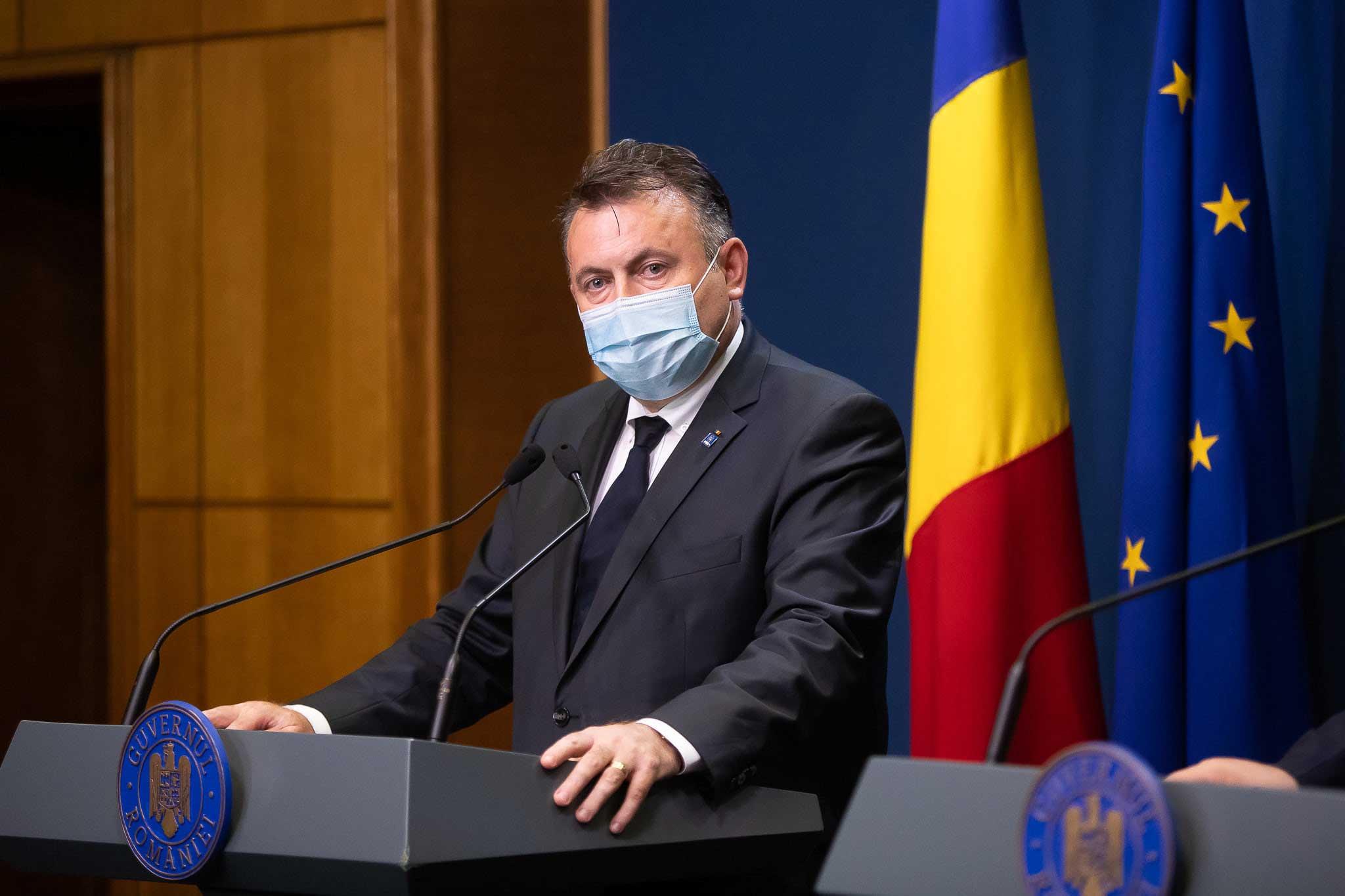 """Nelu Tătaru: """"Școlile se vor redeschide doar dacă va scădea numărul de infectări"""""""
