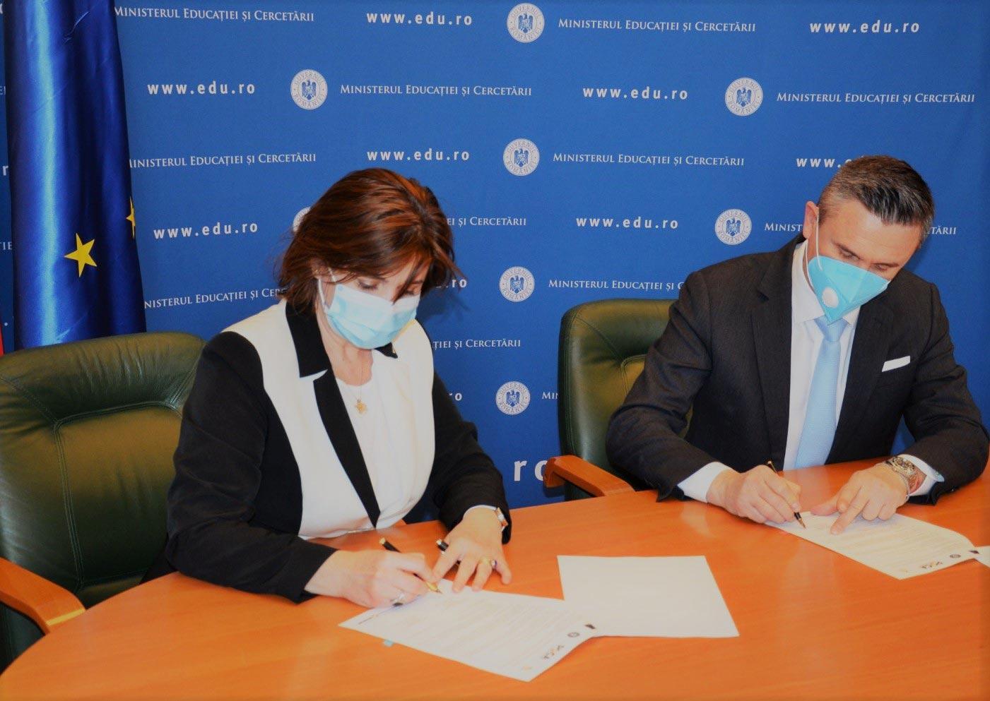 Sportul curat - obiectiv comun al Ministerului Educației și al Agenției Naționale Anti-Doping