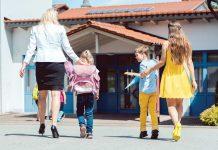 Debut de an școlar în pandemie