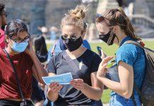 Universitățile, spre deosebire de unitățile de învățământ preuniversitar, s-au deschis, de fapt, în plin val doi de pandemie