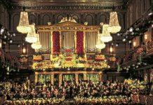 Aplauze online în direct la Concertul de Anul Nou al Filarmonicii din Viena