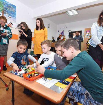 """Un nou parteneriat strategic Erasmus+ la Grădinița """"Floare albastră"""""""