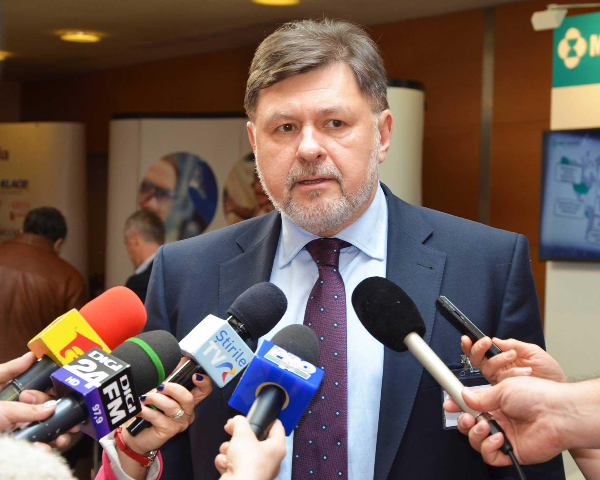 Alexandru Rafila susține demersurile ministrului Educației, Sorin Câmpeanu, pentru redeschiderea școlilor