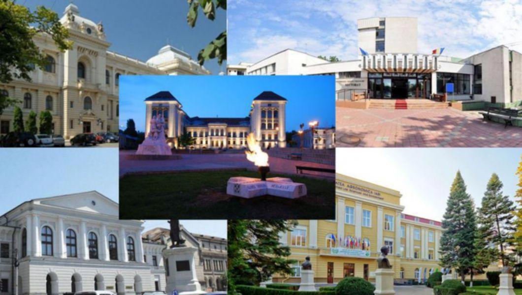 Universitățile de stat din Iași, susținere pentru Autostrada Unirii