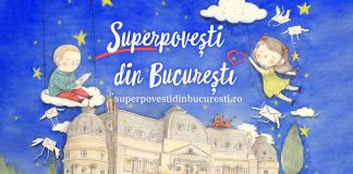 Copiii și adolescenții, invitați să scrie o carte cu superpovești din București