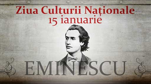 15 ianuarie, Ziua Culturii Naționale