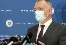 """Ministrul Educației, Sorin Cîmpeanu: """"Este esențială o radiografie reală a momentului în sistemul de învățământ"""""""