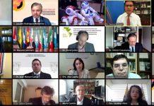 Rectorul SNSPA, contribuție la spațiul comun de învățământ superior euro-latinoamerican