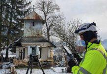 Clădiri de patrimoniu transpuse în format digital
