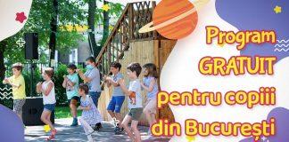 """Primăria Capitalei a dat startul înscrierilor în programul """"Vacanţă activă în Bucureşti"""""""