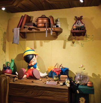 Despre Pinocchio numai de bine